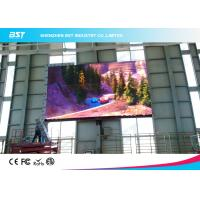 China Energy Saving P3 Flexible Indoor  advertising Led Display With Viewing Angle 140 Degree wholesale