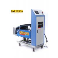 Stainless Steel 304 Automatic Rendering Machine Plastering Trowel Standard Height 2.85 - 3.5M Manufactures