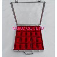 China 20 pcs Watch Cases with Acrylic Material for package watches well on sale