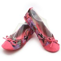 China Breathable Comfortable Ballet Flat Shoes Dynamic Flexibility With Slip Resistance on sale