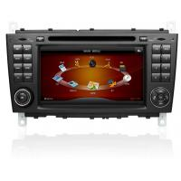 OEM Radio Car Sat Navi DVD GPS Can bus MERCEDES BENZ W203 / W467 Comand DVD BNZ-7302GD Manufactures