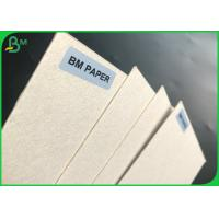 1mm Mix Pulp FSC Certificate Waste Paper Sheets Grey Chipboard For Parking Box