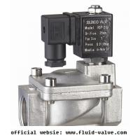 SS 2 Inch Water Solenoid Valve 24V Solenoid Valve Water RSP Series for sale