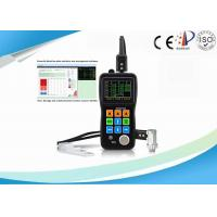 Quality High Accuracy Ultrasonic Coating Thickness Gauge Digital For Testing Pipes for sale