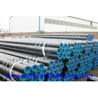 China ERW Seamless Tube , ASTM A-335 Gr.P5 SCH5S-SCH160 4  Black Steel Pipe on sale