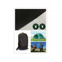 Water Resistant Recycling Oxford RPET Fabric Environment - Friendly Good Elasticity