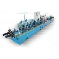 Galvanized Steel Stainless Steel Coil Tube Milling Line with Argon Welding Manufactures