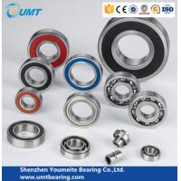 C3 clearance Deep Groove Ball Bearings wardrobe sliding door wheels 6001 2Z bearing Manufactures