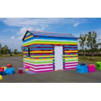2018 new design inflatable lawn tent for party/wedding/show traded event new building toys plastics for building Manufactures