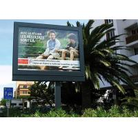 China P6 Outside Advertising LED Signs , large led video panel  768 x 768mm on sale
