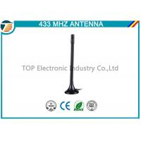 GSM / GPRS 433MHz Antenna 3G SMA Connector With RG174 Cable Long Life Manufactures