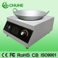 Quality Commercial induction hobs with wok for kitchenaid for sale
