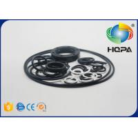 Oil Resistant SH120 Hydraulic Pump Seal Kit , Rubber Sumitomo Excavator Parts Manufactures
