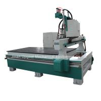 Low Cost CNC Engraving Machine with Auto Tool Changing/3 Tools Changing/Servo