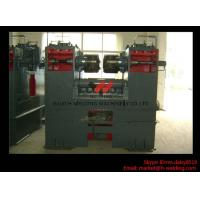 80mm Flange H Beam Straightening Machine In H Beam Automatic Production Line Manufactures