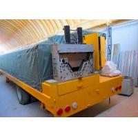 Construction Sheet Roll Forming Machine 914-610 Large Roof Span Color Manufactures