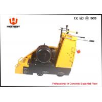 Industrial Floor Self Propelled Scarifier Machine For Road Construction Manufactures