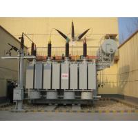 Quality Core Type Oil Immersed Rectifier Transformer 380kv , 3 Winding And 3 Phase for sale