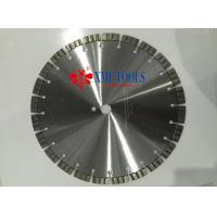 800mm 900mm Turbo Laser Welded Saw Blade , 12 inch Diamond Masonry Blade Manufactures