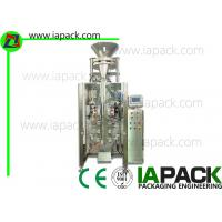 China Small Tea Bag Packing Machine / Form Fill Seal Pouch Machine Pneumatic Control on sale