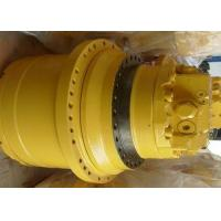 Quality Final Drive Components Travel Motor TM18VC-02 131kgs Yellow For Hyundai R130-7 R135-7 for sale