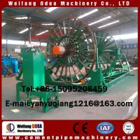 Wire cage welding machine for drainage pipe Manufactures