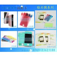 Diamond screen protectors for mobile Manufactures