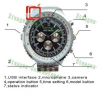 High-Defintion Spy DVR Camera Watch(5in1) video/photo/pc camera Manufactures