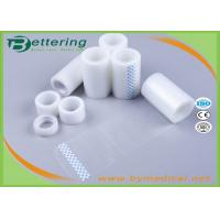 China Waterproof Clear PE Micropore Medical Tape For Dressing Fixation / Catheter Fixing on sale