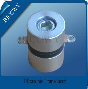 China Multi Frequency Ultrasonic Transducer 50W Piezoelectric ultrasonic transducer on sale