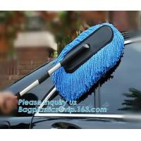 Auto wheel wool brush for washing wheel , car sheepskin cleaning brush, Rotating