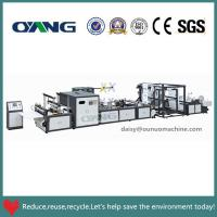 China China Manufacturer Flexible Operation T-shirt Shopping Bag Making Machine on sale