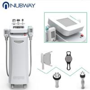 China Factory Price cool sculpting fat freezing liposuction equipment RF cryolipolysis 40K cavitation Slimming Machine on sale