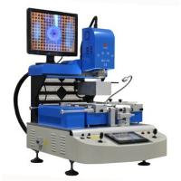 New tech WDS-750 full auto rework station machine bga with free training Manufactures