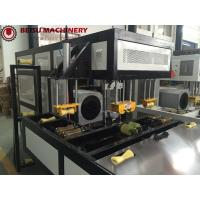 China SKG-315mm Plastic pipe belling machine PVC expanding equipment with PLC on sale