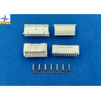 Double Row Auto Electrical Connectors , Electrical Wire Connectors 2.00mm Pitch PAD connector Manufactures