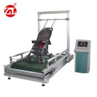 220V 50Hz Handle Fatigue Testing Machine For Baby Stroller Canvas Rubber Convey Belt Available Manufactures