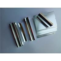 Customized Anodizing Extruded Aluminum Profiles For Glass Door Enclosure Manufactures