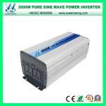 3000W DC12/24V Pure Sine Wave Solar Power Inverter (QW-P3000) Manufactures