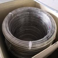 China ASTM A269 Stainless Steel Coil Tubing , Bright Annealed Stainless Steel Tubing on sale