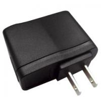 China Portable USA plug 5V 2A USB Adapter with CE certifications on sale