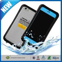 Iphone 6 4.7 inch Waterproof Phone Bag 6.6ft Underwater Shockproof Protection Manufactures