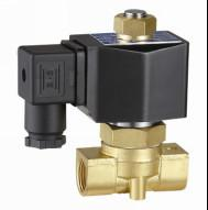 """2W Series 1/8"""" Water Solenoid Valve 24V Automotive Electrically Operated Water Valve Manufactures"""