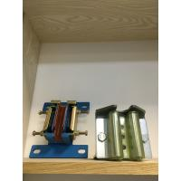 Sliding Elevator Guide Shoe Width Of Guide Rail 16 / 10mm , Lift Elevator Repair Parts Manufactures