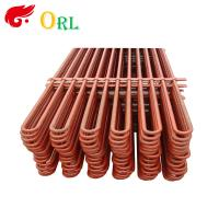 Fire Tube CFB Boiler Super Heater Coils Anti Corrosion ASME Standard Manufactures