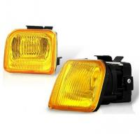4300k Halogen Yellow 55w Fog Lamp H11 Long Lifespan For Toyota AURIS 2010 , CE Manufactures