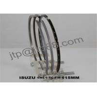 China Cast Iron 6HL1 Piston Ring Sets Diameter 115mm OEM 8-97331-641-0 on sale