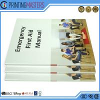 High Quality Full Color Recycled Paper Booklet Printing China Manufactures