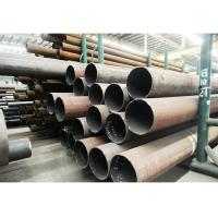 Cold Finished Hydraulic Cylinder Steel Tube Carbon Steel Pipes Seamless Tubing Astm 1010 / Din St35 Manufactures