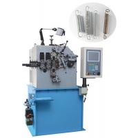Compression Spring Machine With CNC Controlled Servo Motion System